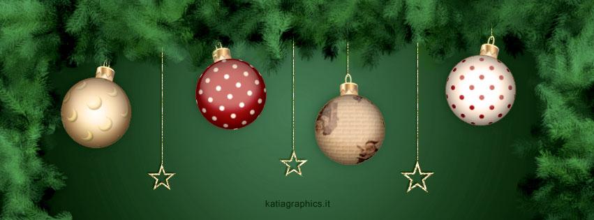 Immagini Di Natale Per Copertina Facebook.Copertina Facebook Katia Graphics