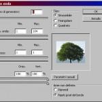 settaggi albero